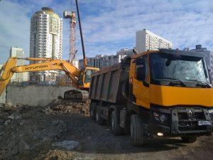 САМОСВАЛ RENAULT K 440 8X4