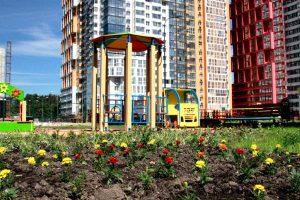 Благоустройство детской площадки