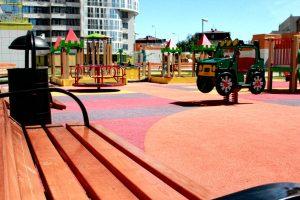 Малые архитектурные формы для детской площадки