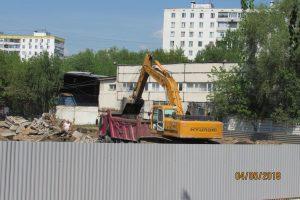 Вывоз грунта в Москве