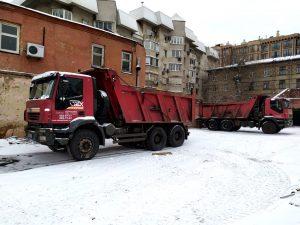 Демонтаж и снос строений с вывозом строительного мусора