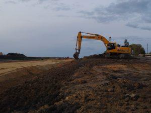 Земляные работы по выгодной цене-компания Техоптимум