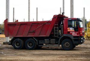 Вывоз грунта в москве с погрузкой-компания Техоптимум