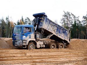 Вывоз и утилизация грунта-компания Техоптимум